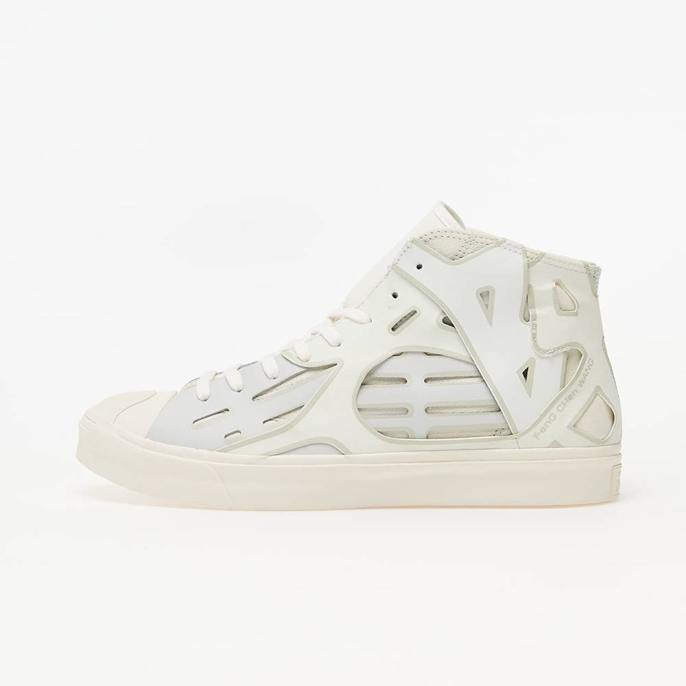 Converse x Feng Cheng Wang Jack Purcell Mid Sea Salt/ Barely Black