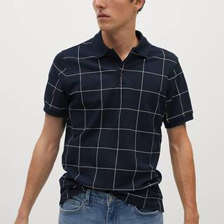 Mango Man - Polo tričko Check