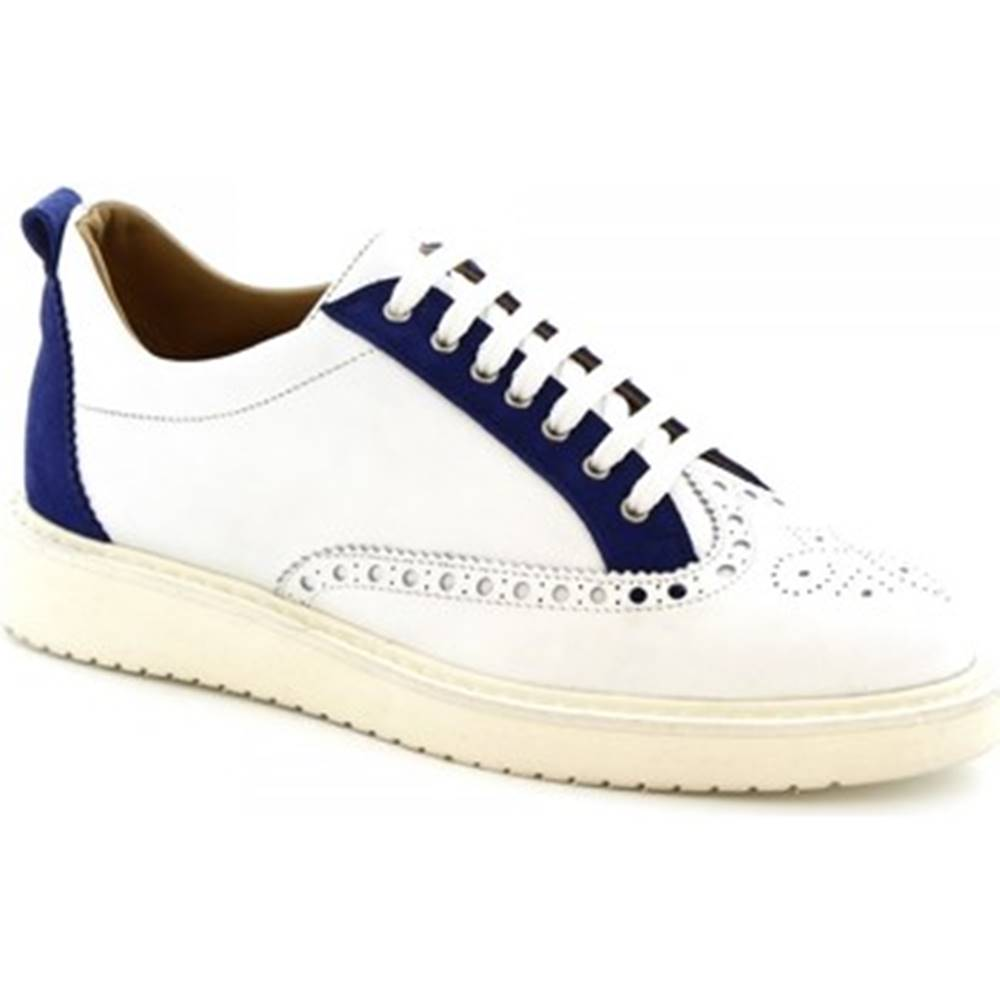 Leonardo Shoes Derbie Leonardo Shoes  1119_1  NAPPA BIANCO