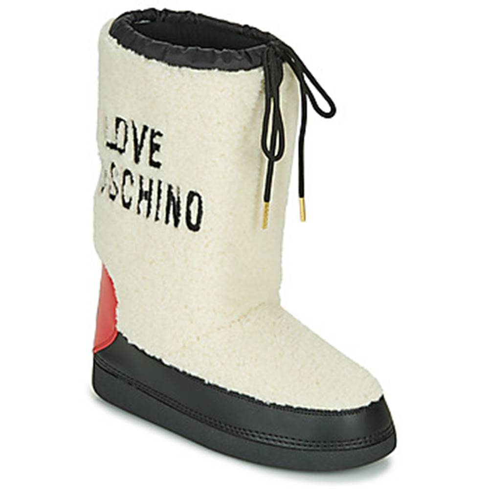 Obuv do snehu Love Moschino...