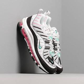 Nike W Air Max 98 Pure Platinum/ Aurora Green