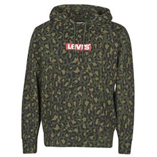 Mikiny Levis  GRAPHIC PO HOODIE B SSNL BOXTAB