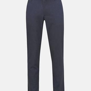 ONLY & SONS Modré chino nohavice ONLY & SONS Mark