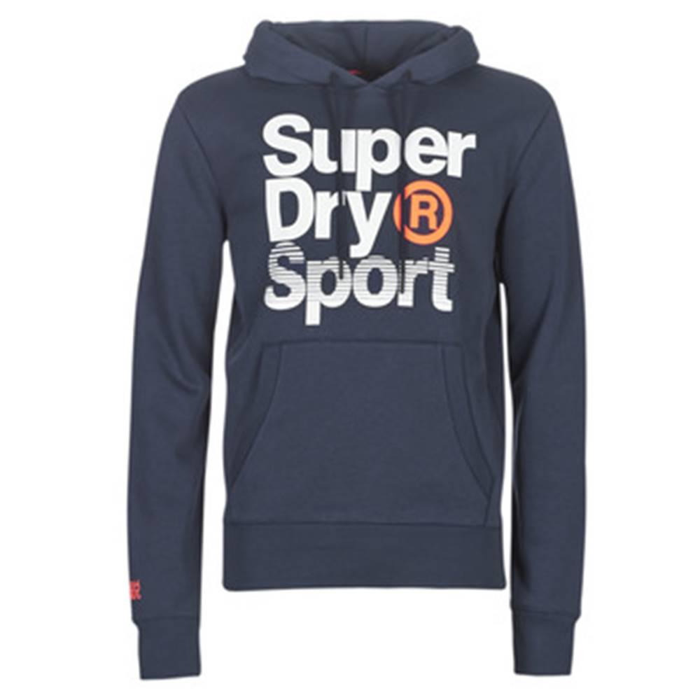 Superdry Mikiny Superdry  CORE SPORT OVERHEAD