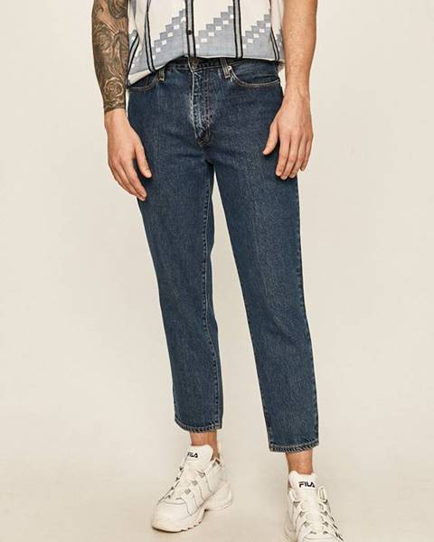 Modré rifle Levi's Made & Crafted