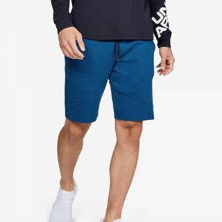 Kraťasy Under Armour Unstoppable 2X Knit Short-Grn Modrá